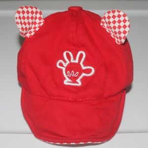 Newborn Toddler Mickey Mouse Sun Visor Cap